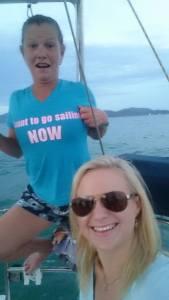 sailing donna